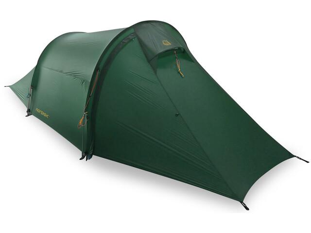 5d483df56da055 Nordisk Halland 2 Light Weight SI Tent green at Bikester.co.uk